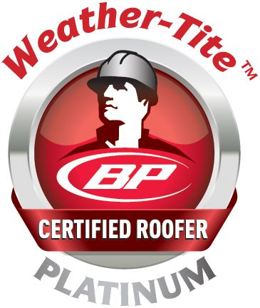 Weather-Tite BP Certified Roofer Platinum
